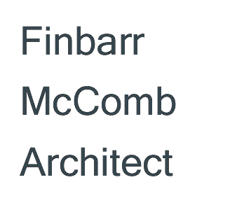 Finbarr McComb Architect